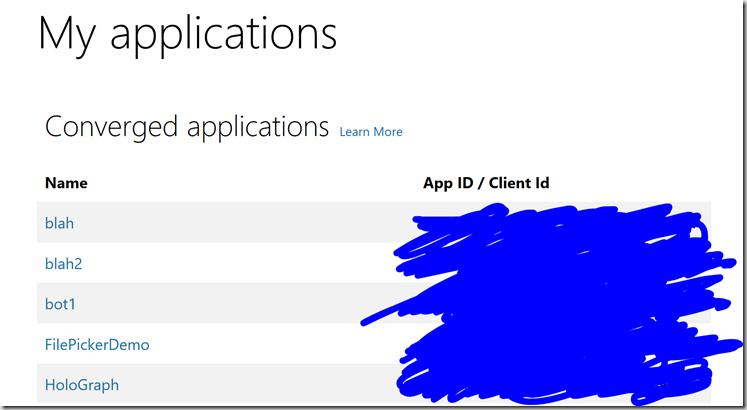 apps.dev